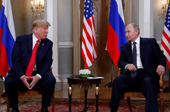 Պուտինը Թրամփին առաջարկել է քննարկել ՌԴ - ԱՄՆ հարաբերությունները և աշխարհի ցավոտ կետերը
