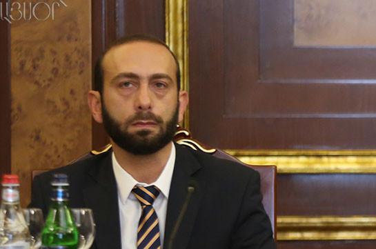Арарат Мирзоян в штаб квартире ООН участвовал в Политическом форуме устойчивого развития