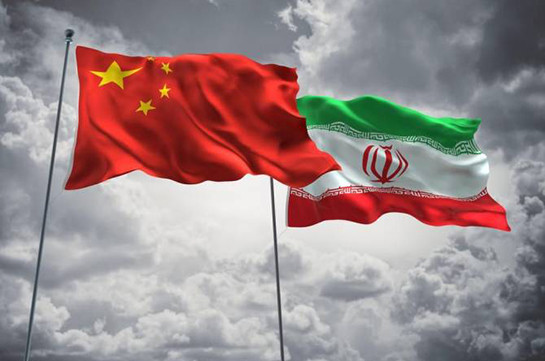 В Китае заявили, что продолжат сотрудничать с Ираном
