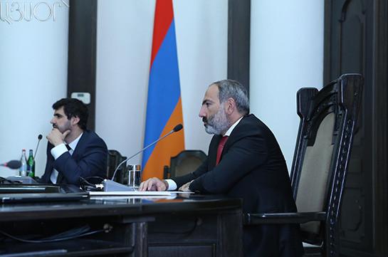 Статус визита премьера Армении в США пока не определен