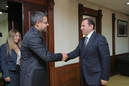 Армения продолжит процесс поэтапного предоставления помощи дружественному сирийскому народу – Давид Тоноян