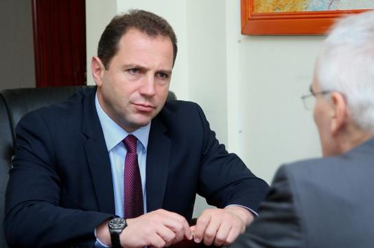 Давид Тоноян назначен председателем Совета попечителей Фонда страхования военнослужащих