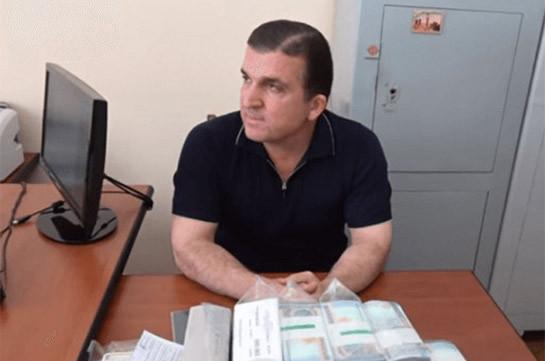 Начальник охраны экс-президента Армении выплатил залог в размере 1 млрд драмов для освобождения под подписку о невыезде