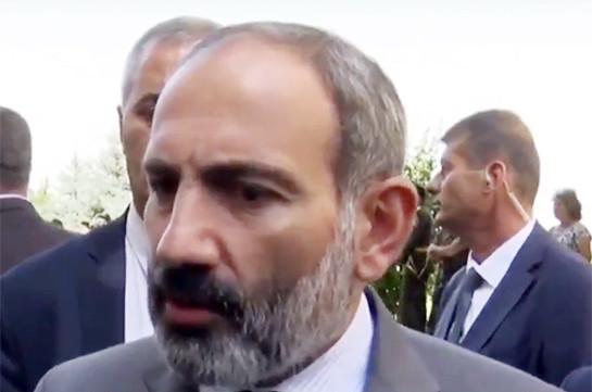 Действия Армении будут соразмерными риторике Азербайджана – премьер Пашинян