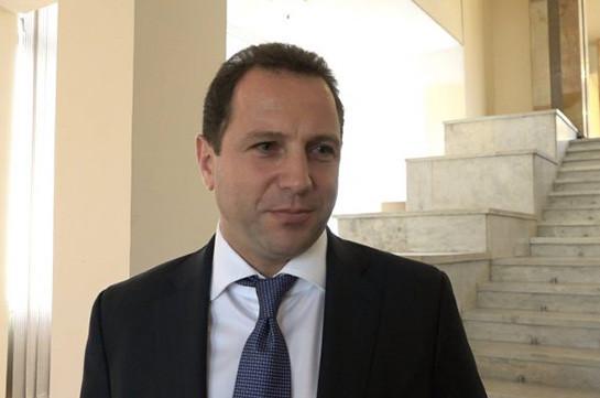 Министерство обороны не может заниматься отмыванием денег – Давид Тоноян
