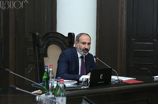 Никол Пашинян: В сфере призыва все еще продолжаются злоупотребления