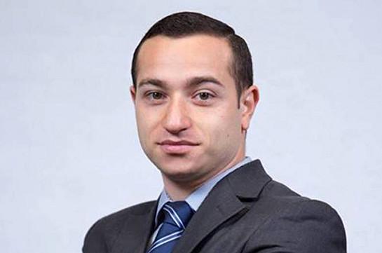 Министр диаспоры Армении отбудет с официальным визитом в США