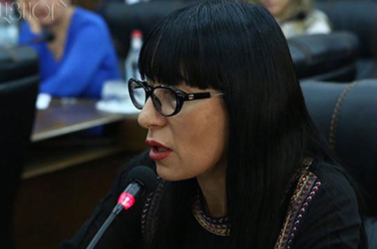 В стране назрела пора для объявления амнистии – Наира Зограбян обратилась к премьер-министру