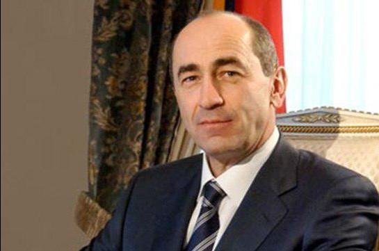 Հայաստանի երկրորդ նախագահ Ռոբերտ Քոչարյանը կալանավորվել է դատարանի որոշմամբ