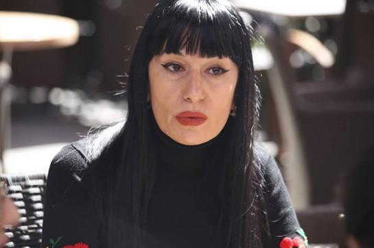 Наира Зограбян затрудняется дать политическую оценку выдвинутому в отношении Роберта Кочаряна обвинению