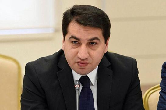 Баку призвал ОБСЕ потребовать от Еревана вывести войска из Карабаха