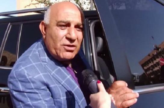 Брат экс- премьера Овика Абрамяна арестован по подозрению в незаконном приобретении и хранении оружия- СНБ (Видео)