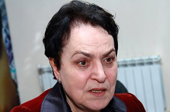 Քոչարյանի իրավունքները խախտվել են և նրա նկատմամբ գործողություններով ՀՔԾ պետն ուզում է հաճոյանալ նոր իշխանություններին. Լարիսա Ալավերդյան