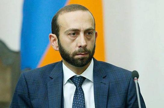 Арарат Мирзоян обратился к руководству Всемирного банка по вопросу возврата незаконно вывезенного из Армении капитала