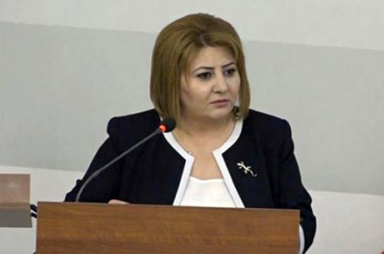 Сестра депутата Самвела Фарманяна обвиняется в мошенничестве в особо крупных размерах – уточняет СК Армении