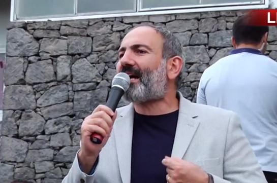 Должностные лица, использовавшие должность только для того, чтобы члены их семьи стали миллионерами, не имеют права стоять перед народом Армении – Пашинян