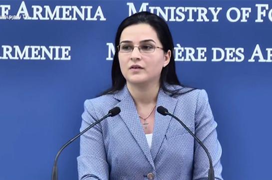 Նախիջևանում ադրբեջանական կողմի վերադիրքավորման փորձերն անընդունելի են հայկական կողմի համար և ամեն ձև կանխվելու են. ՀՀ ԱԳՆ