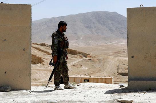 Не менее 45 военных погибли в Афганистане при нападении талибов