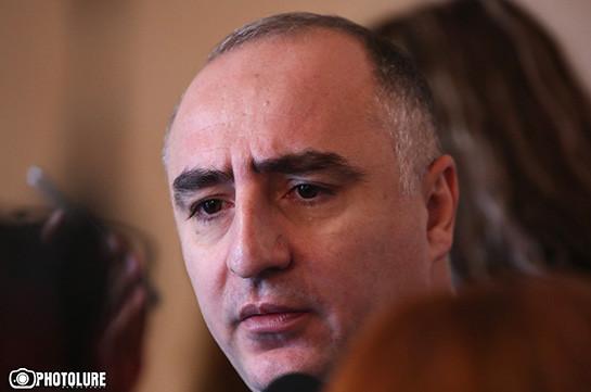 Надеюсь, что Роберт Кочарян вновь будет заключен под стражу – Сасун Хачатрян