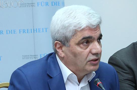 Митинг 17 августа два ответы на два важных вопроса – Степан Григорян