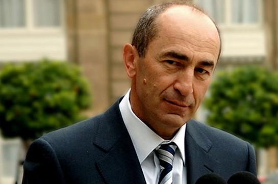Գլխավոր դատախազությունը Քոչարյանի գործով այսօր կդիմի Վճռաբեկ դատարան