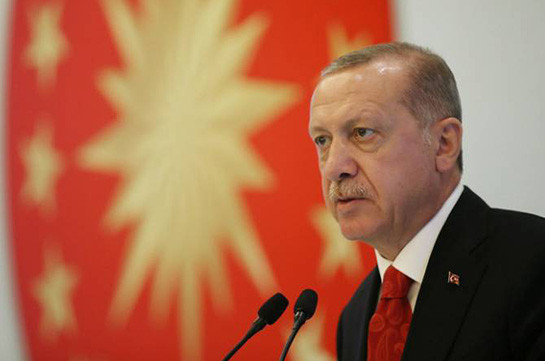 Էրդողան. Թուրքիայի տնտեսության վրա հարձակվողները ցանկանում են երկիրը ծնկի բերել