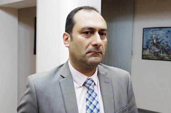 В Армении зафиксирован беспрецедентный показатель УДО, удовлетворены 84 ходатайства – Артак Зейналян