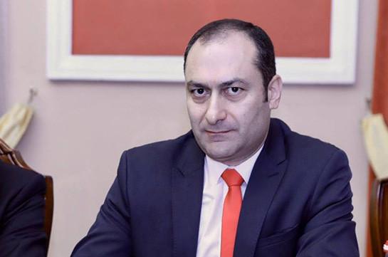 Система переходного правосудия не нарушит какой-либо пункт Конституции – Артак Зейналян