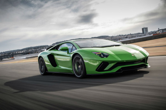 New 217mph Lamborghini Aventador Svj Fastest Road Car On The Planet