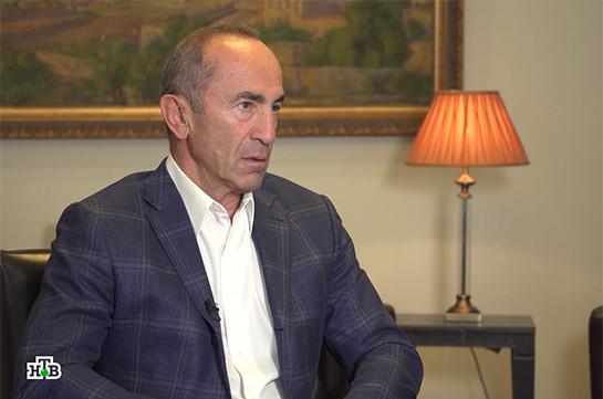 Роберт Кочарян: Сержу Саргсяну не стоило осуществлять эту конституционную реформу