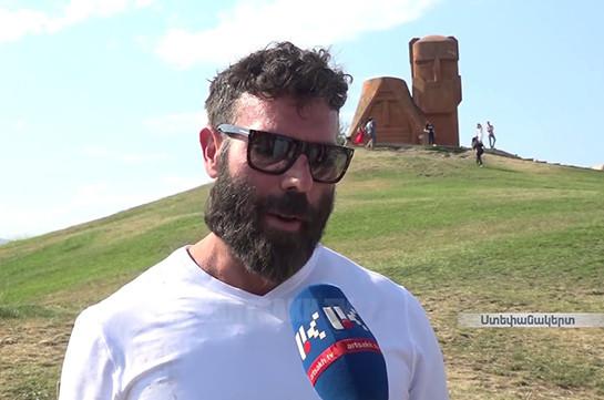 Азербайджан обратился в Интерпол в связи с поездкой Дэна Билзеряна в Арцах