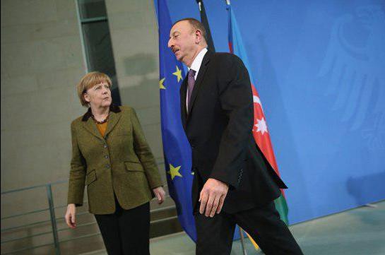 Как Германия «солнцеликого» переиграла и заткнула за пояс. Об основных итогах визита Меркель в Баку