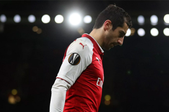 Weird reason why Mkhitaryan could miss Arsenal's trip to Qarabağ