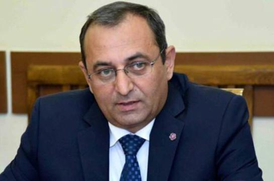 АРМЕНИЯ: А. Минасян: Сторона обвинения по делу Р. Кочаряна пытается подменить конкретный подход посредством манипуляций