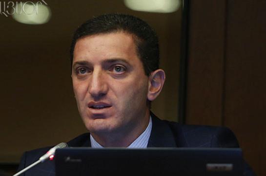 «Процветающая Армения» намерена активно выступать с законодательными инициативами