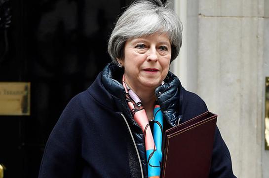 Британские консерваторы задумали отправить Мэй в отставку