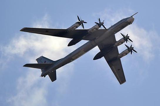 Ամերիկյան կործանիչները Ալյասկայի մոտ երկու ռուսական ռմբակոծիչ են որսացել