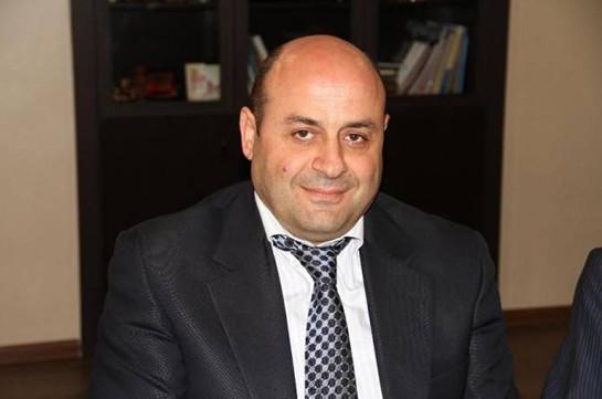 Էդգար Սեդրակյանը նշանակվել է Վճռաբեկ դատարանի դատավոր
