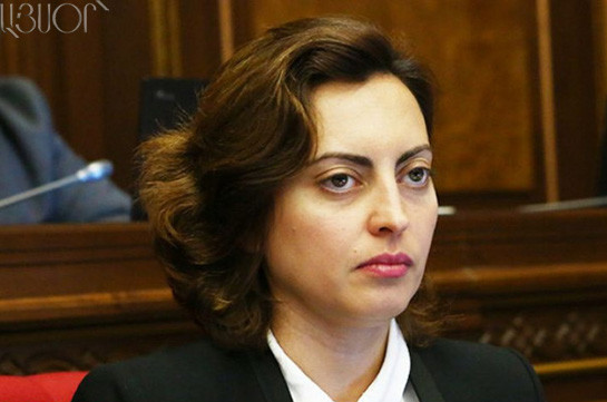 My Step mayoral candidate does not avoid debates, prefers contacts with residents – Lena Nazaryan