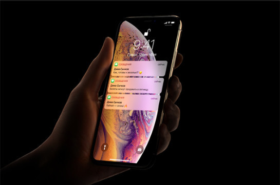 iPhone Xs Max оказался в дефиците в первый день предзаказа