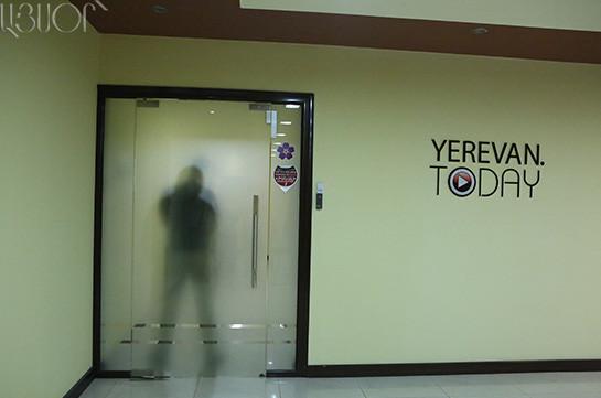 ՄԻՊ-ը քրեական հետապնդման մարմնից պարզաբանումներ է պահանջել Yerevan.Today-ում խուզարկության առնչությամբ