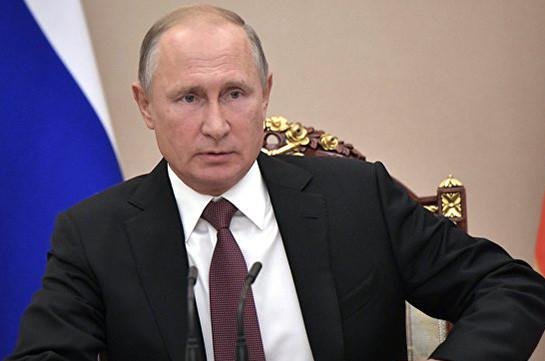 Путин заявил, что отношения с Турцией развиваются энергично и позитивно