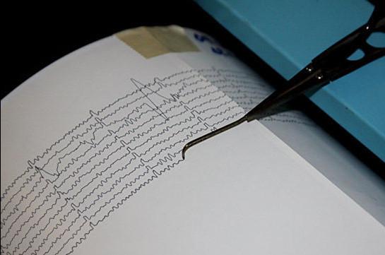 Հայաստանի հարավում երկրաշարժ է գրանցվել
