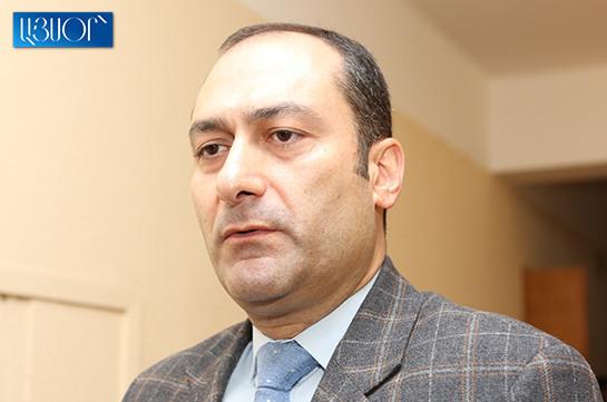 Артак Зейналян: Заявления фракции «Елк» о раздаче предвыборных взяток – сплетни