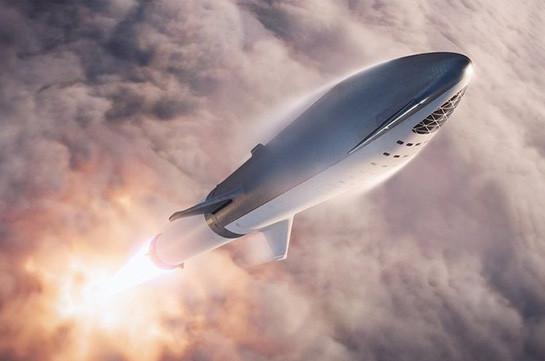 Ճապոնացի միլիարդատերը կդառնա դեպի լուսին ուղևորվող SpaceX-ի առաջին ուղևորը