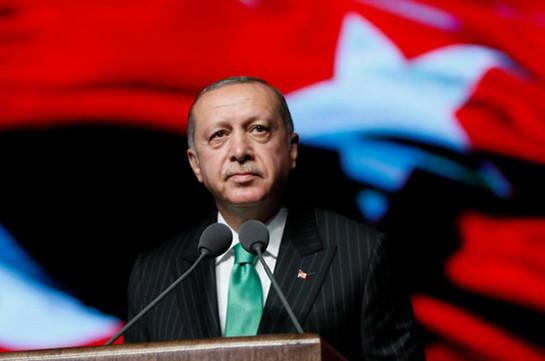 Эрдоган заявил, что в Турции нет экономического кризиса
