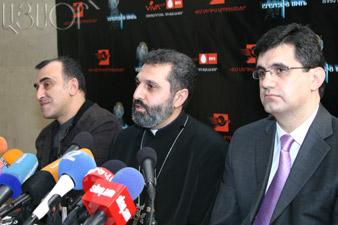 Р.Йирикян: Этот фильм – послание армянского народа миру