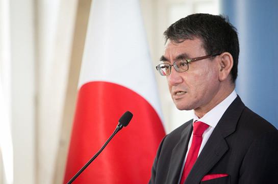 Ճապոնիայի ԱԳՆ ղեկավարը  մտադիր է Լավրովի հետ քննարկել հաշտության պայմանագիր կնքելու առաջարկը