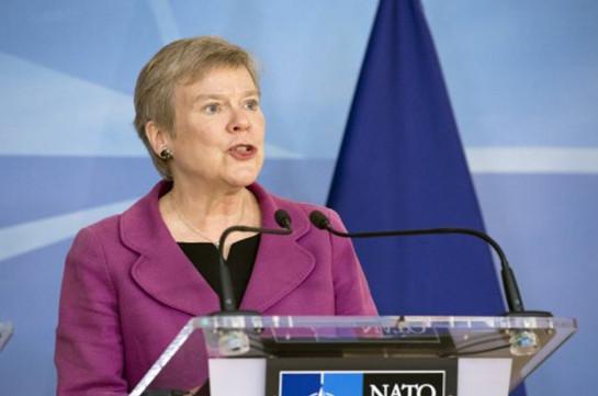 НАТО призывает Ереван и Баку активизировать усилия для урегулирования в Карабахе - Гетемюллер