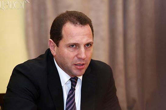 Ситуация на границе с Азербайджаном относительно стабильная – Давид Тоноян